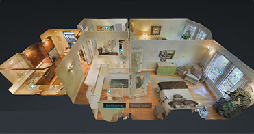Dollhouse Floorplan
